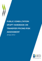 April 2013: Draft Handbook on Transfer Pricing Risk Assessment