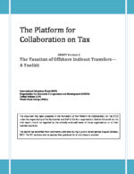 The Taxation of Offshore Indirect Transfers - A Toolkit (DRAFT Version 2)